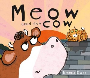 Meow Said the Cow