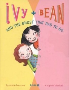 Ivy and Bean, Book 2: Ivy and Bean And The Ghost That Had To Go