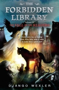 Forbidden Library, Book 4:  The Fall of Readers