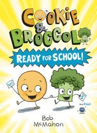 cookie and broccoli