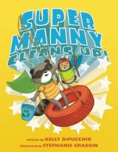 Super Manny Cleans Up