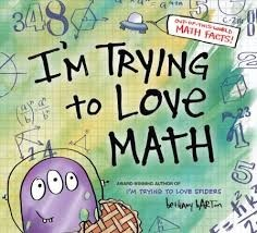 'm trying to love math
