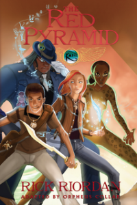 Red Pyramid:  Graphic Novel