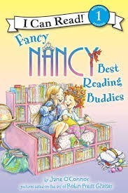 Fancy Nancy and the Best Reading Buddies   (I Can Read Level 1)