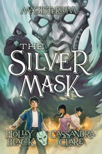 Magisterium, Book 4:  The Silver Mask
