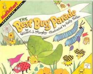 MathStart 1: The Best Bug Parade (Comparing Sizes)