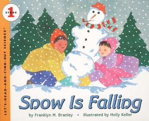 Let's Read and Find Out Science: Snow is Falling, Stage1