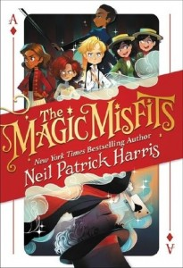 Magic Misfits, Book 1