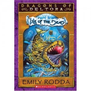 Dragons of Deltora, Book 3: The Isle of the Dead