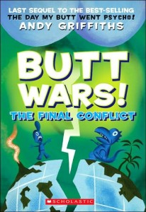 Butt Books:  Butt Wars: The Final Conflict