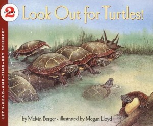 Let's Read and Find Out Science: Look Out For Turtles, Stage 2