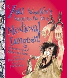You Wouldn't Want To Be in a Medieval Dungeon! Prisoners You'd Rather Not Meet