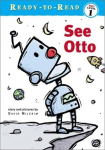 See Otto  (The Adventures of Otto)  Ready to Read