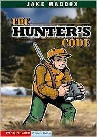 jake maddox sports stories hunters code