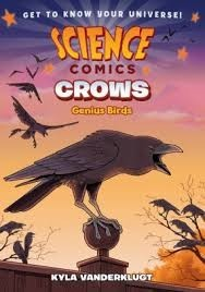 science comics crows