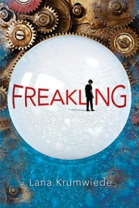 Psi Chronicles  Book 1  Freakling