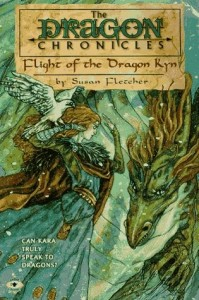 Flight of the Dragon Kyn (Dragon Chronicles, 2)