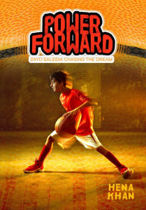 Power Forward  ((Zayd Saleem, Chasing the Dream series, Book 1)