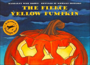 Fierce Yellow Pumpkin