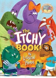 Elephant and Piggie Like Reading, Book 5:  The Itchy Book