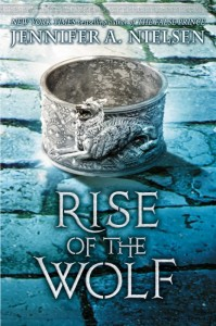 Mark of the Thief:  Rise of the Wolf, Book 2