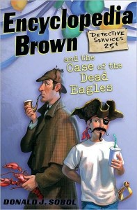 Encyclopedia Brown and the Case of the Dead Eagles