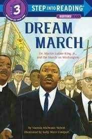 dream march step into reading