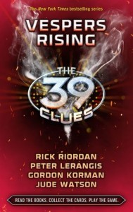 39 Clues, Book 11:  Vespers Rising (The 39 Clues Series #11)
