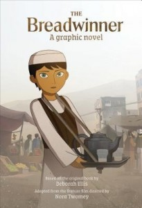 Breadwinner:  A Graphic Novel