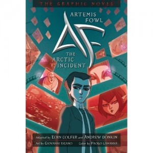 Artemis Fowl:  The Arctic Incident The Graphic Novel