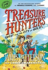 Treasure Hunters, Book 5:  Quest for the City of Gold