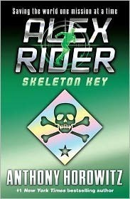 Alex Rider, Book 3:  Skeleton Key