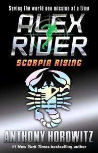 Alex Rider, Book 9: Scorpia Rising