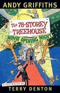 Treehouse Books, Book 6:  78 Story Treehouse