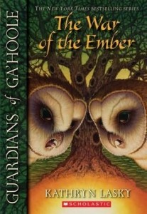 Guardians of Ga'hoole, Book 15:  The War of the Ember