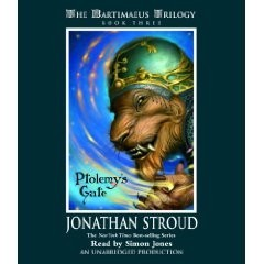 Bartimaeus Trilogy, Book 3:  Ptolemy's Gate
