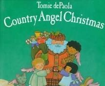 country angel christmas  tomie depaola