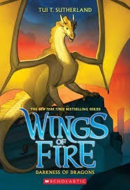 wings of fire darkness of dragons