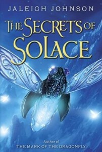 World of Solace, Book 2:  Secrets of Solace