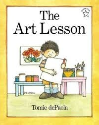 the art lesson tomie depaola
