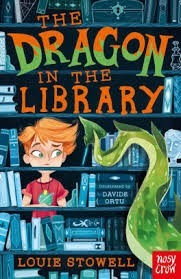 dragon in the library stowell