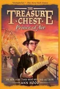 Prince of Air (Treasure Chest, Book 4)