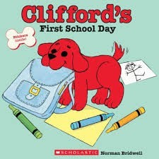 's first day of school