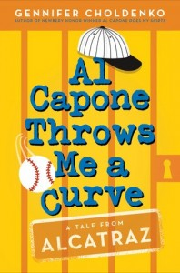 Al Capone Throws Me A Curve  (Tales From Alcatraz, Book 3)