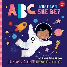 abc what can she be