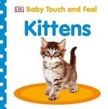 DK baby touch and feel kitten