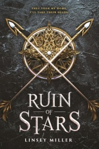 Mask of Shadows, Book 2:  Ruin of Stars