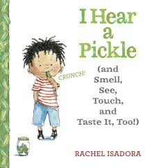 I hear a pickle isadora