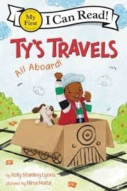 ty;s travels all aboard