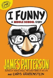 I Funny, Book 1:  A Middle School Story